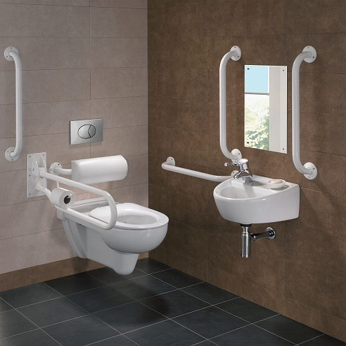 Special needs bathrooms in Malta