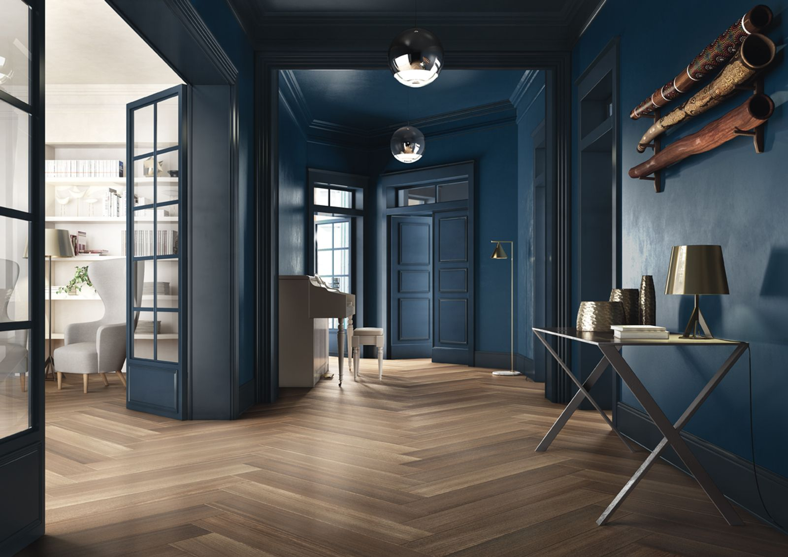 wood effect tiles available from B&M