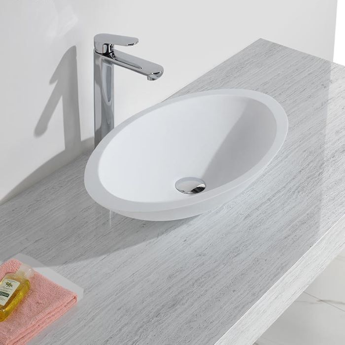 Modern Solid Basin available in Malta