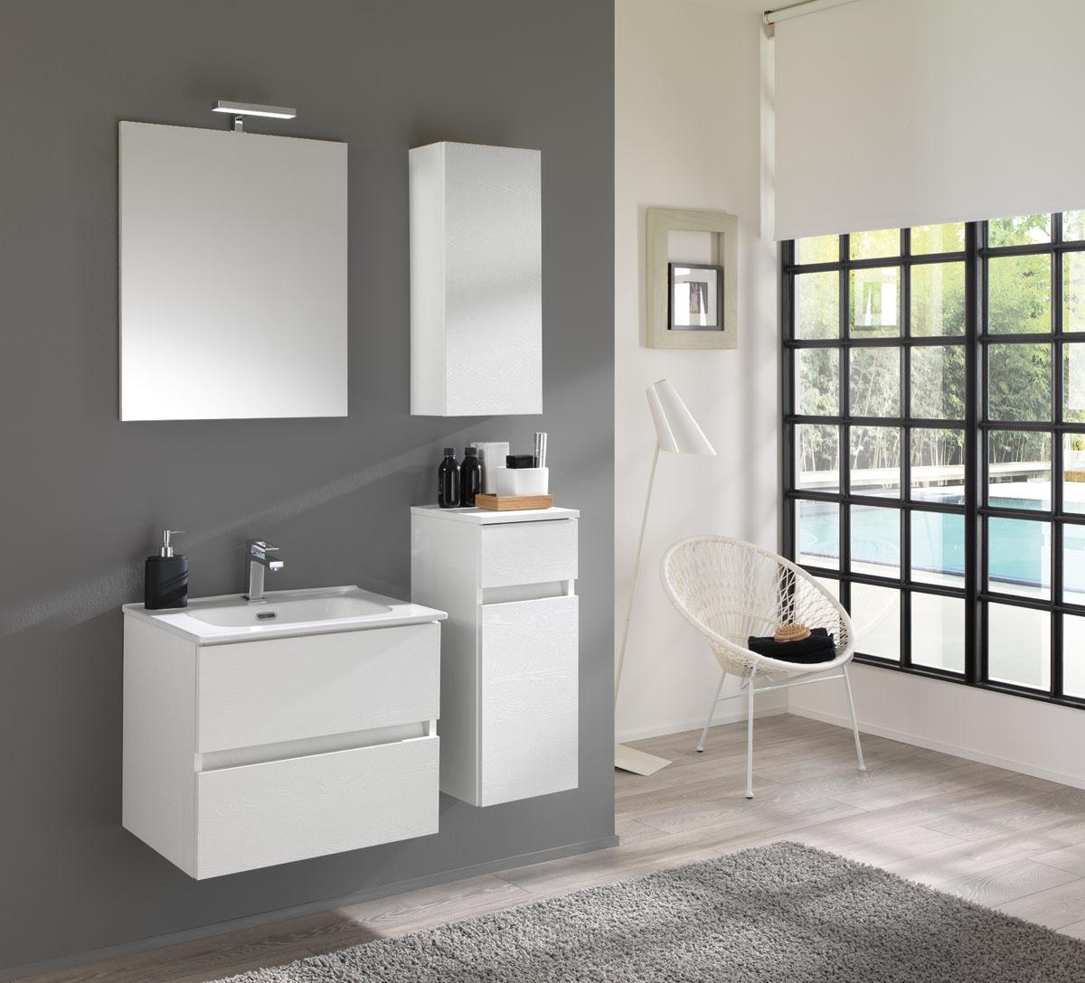 Picture of: Kora 09 Washbasin Unit B M Supplies Ltd