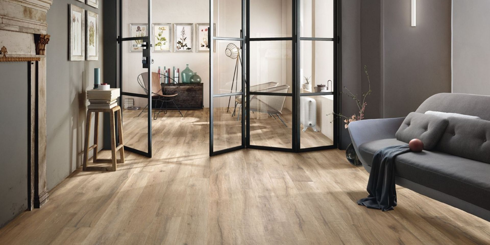 Wood Effect tiles from Malta's Largest showroom